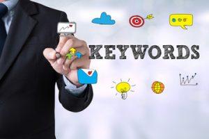 a keyword research