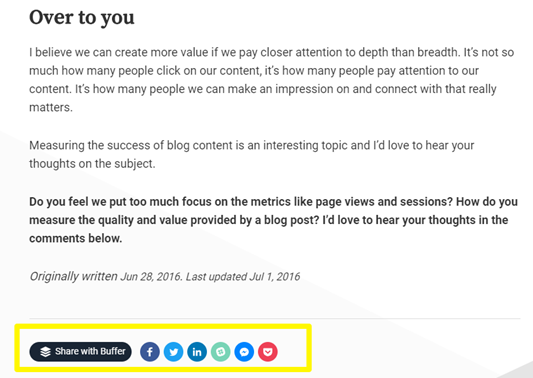 Add-social-share-buttons-to-blog-posts-for-increased-shares-and-likes-on-social-media-platforms