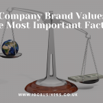 Why Company Brand Values become the most important Factor