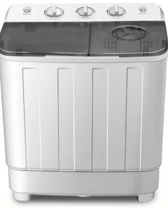 Fitnessclub Portable Twin Tub Washing Machine