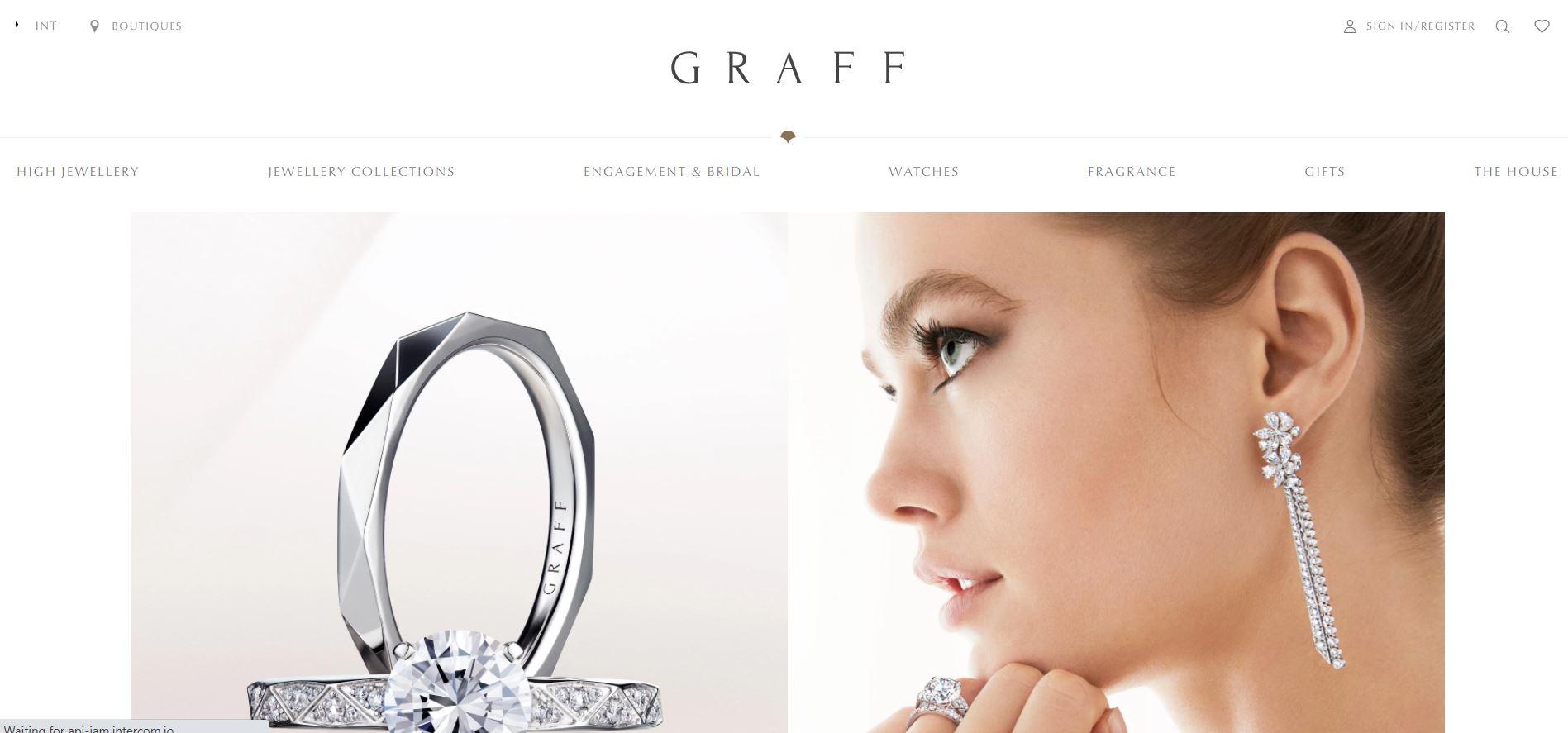 Graff Diamonds is British multinational jewellery