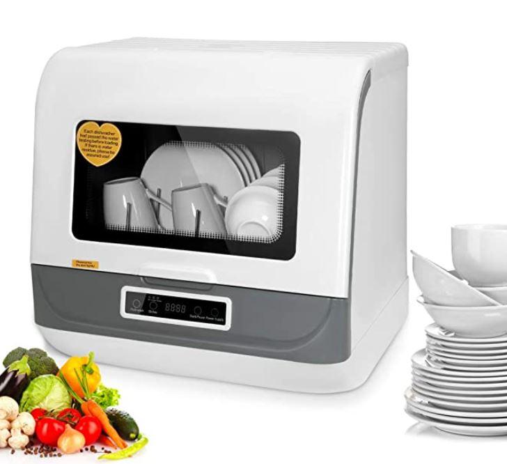 Kacsoo Tabletop dishwasher