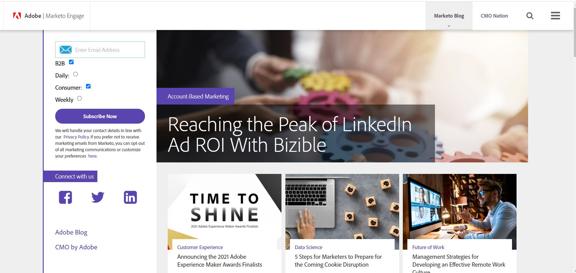 Marketo Marketing Blog