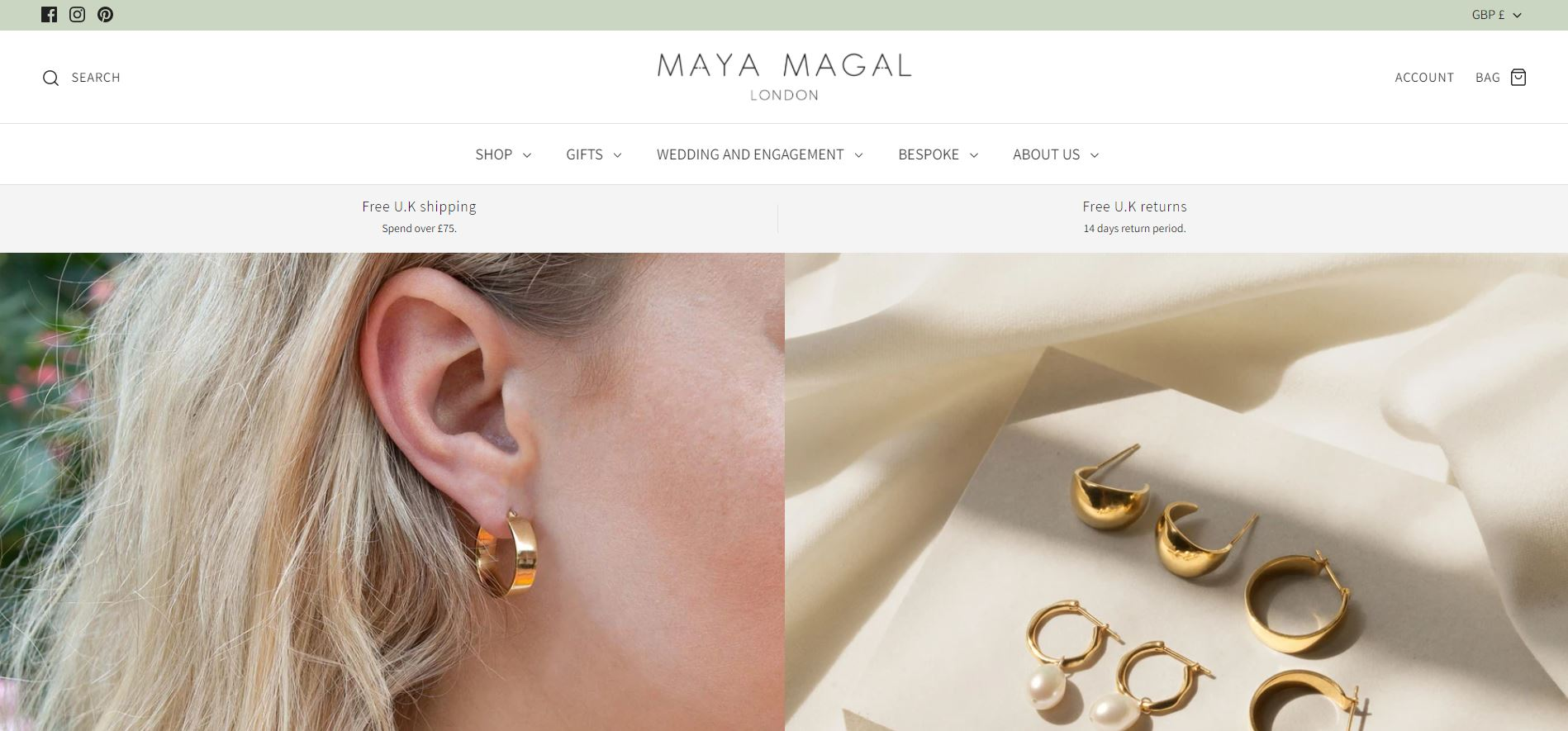 Maya Magal jewelry