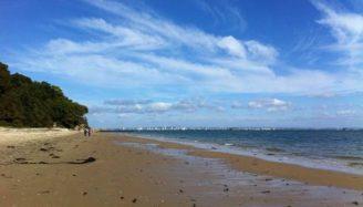 Priory Bay Beach