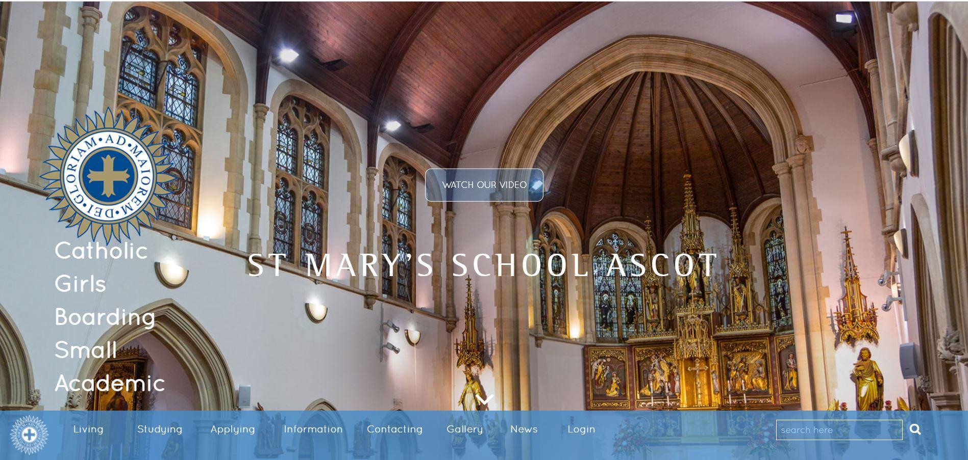 The St Mary's School