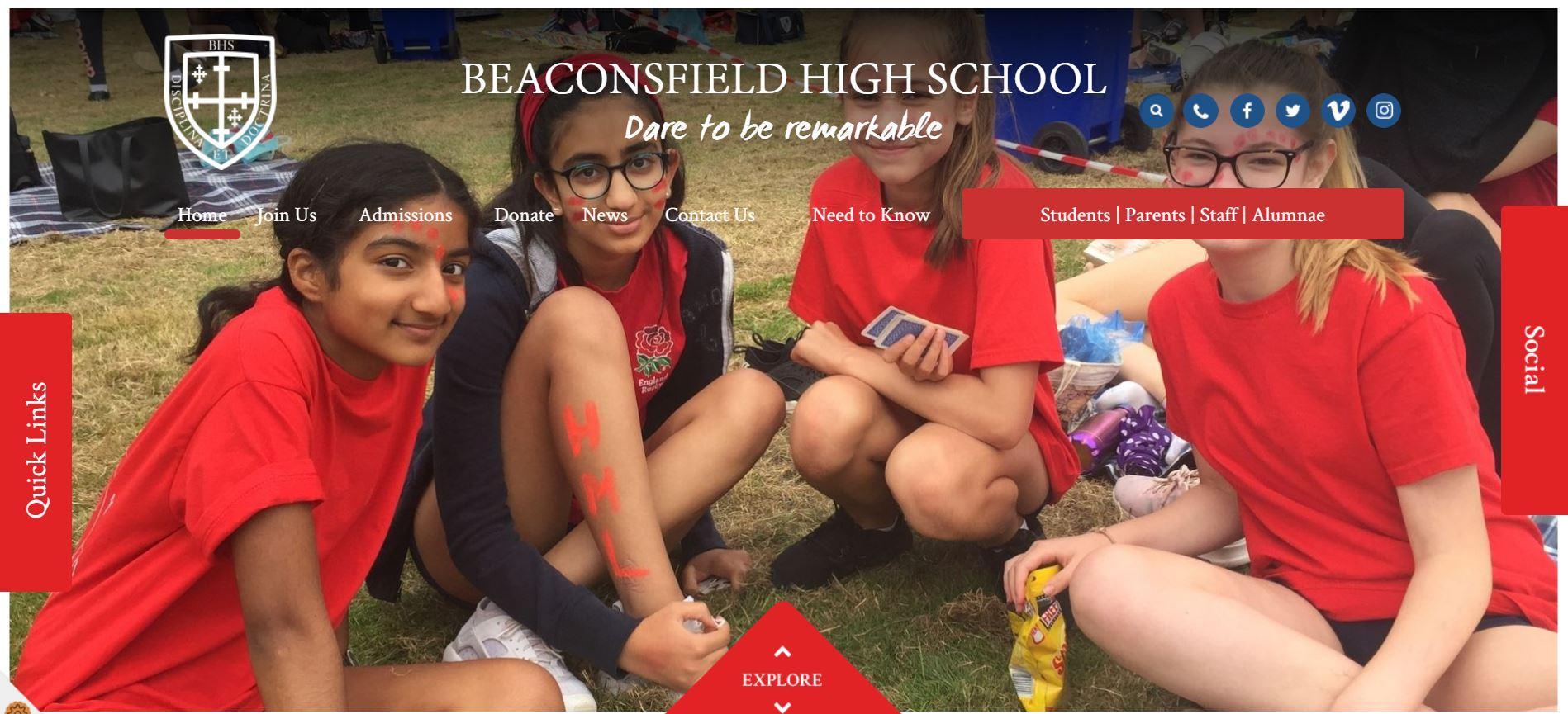 The Beaconsfield High School