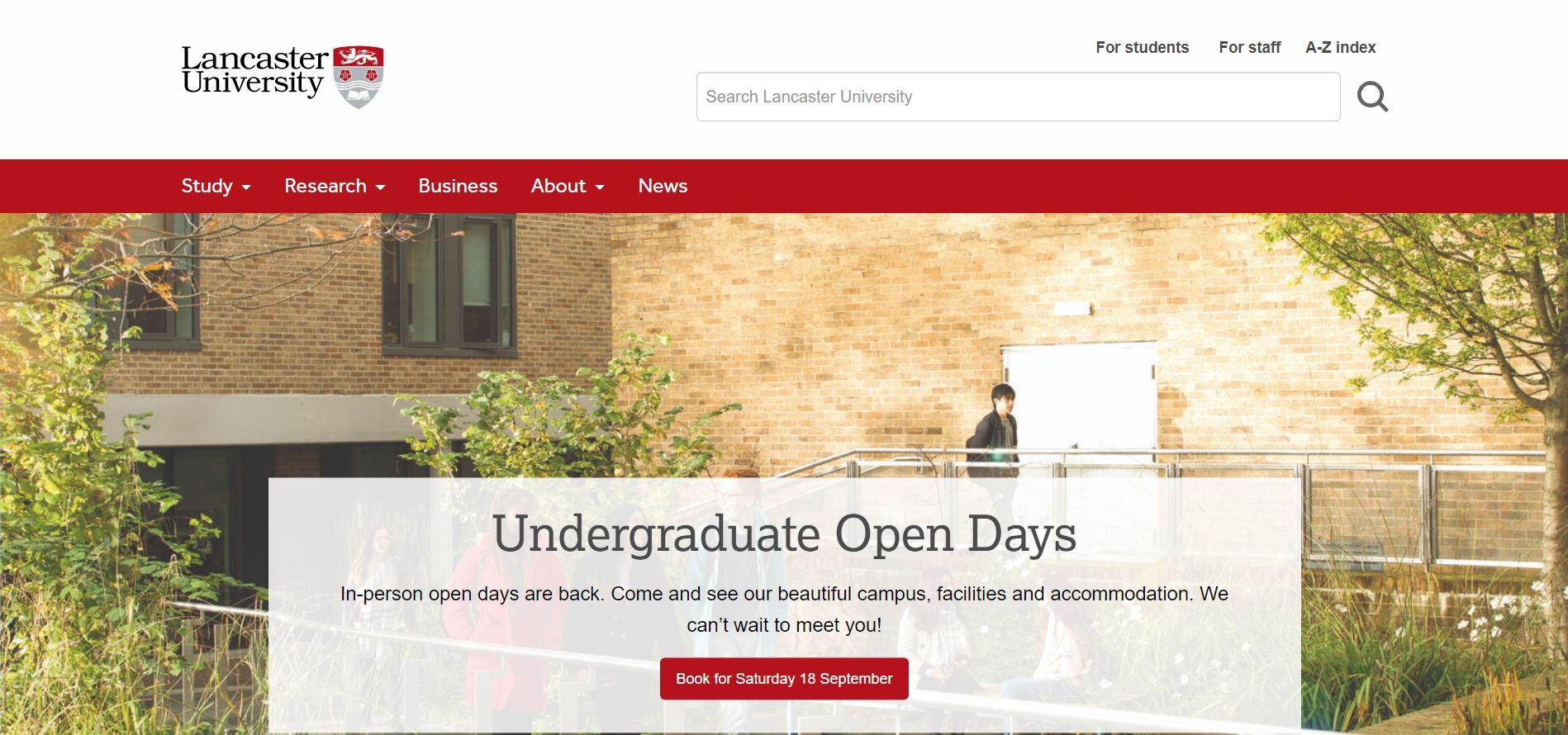 The Lancaster university management school