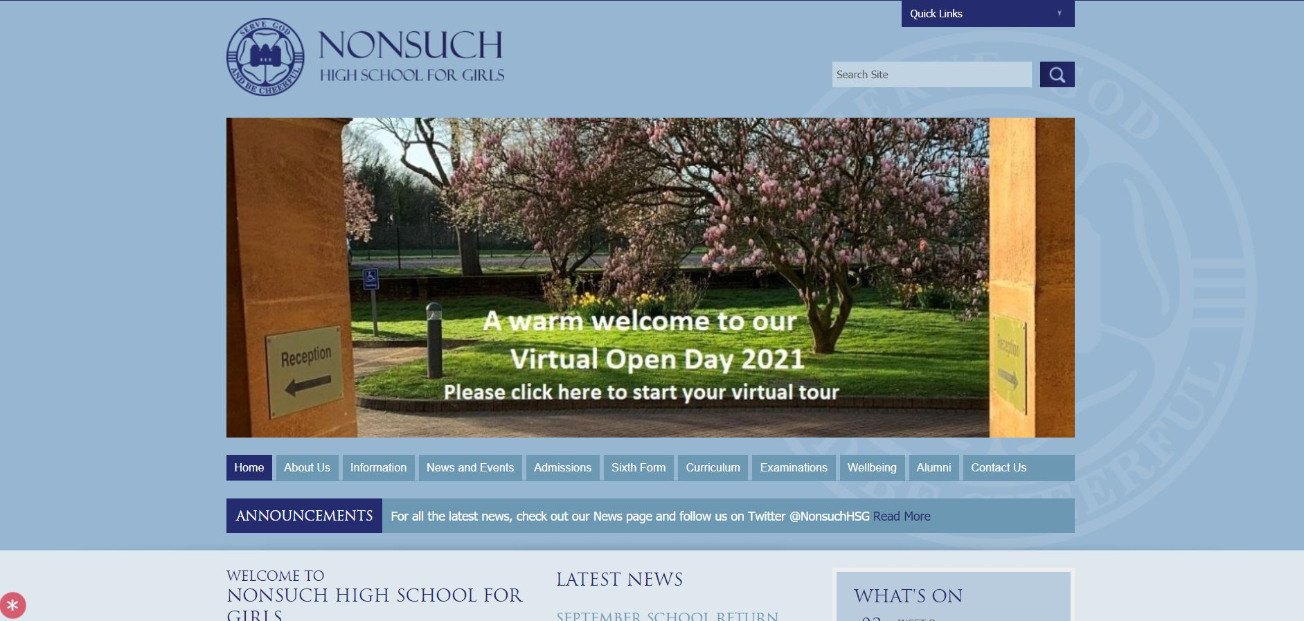 The Nonsuch High School