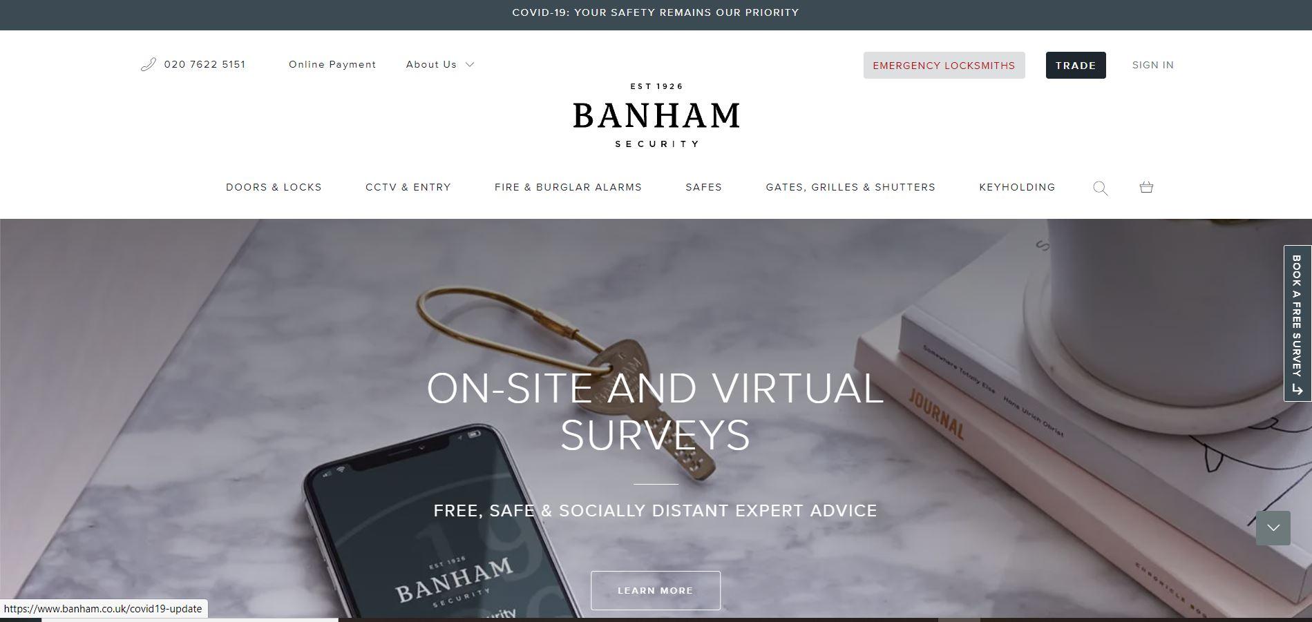 Banham security