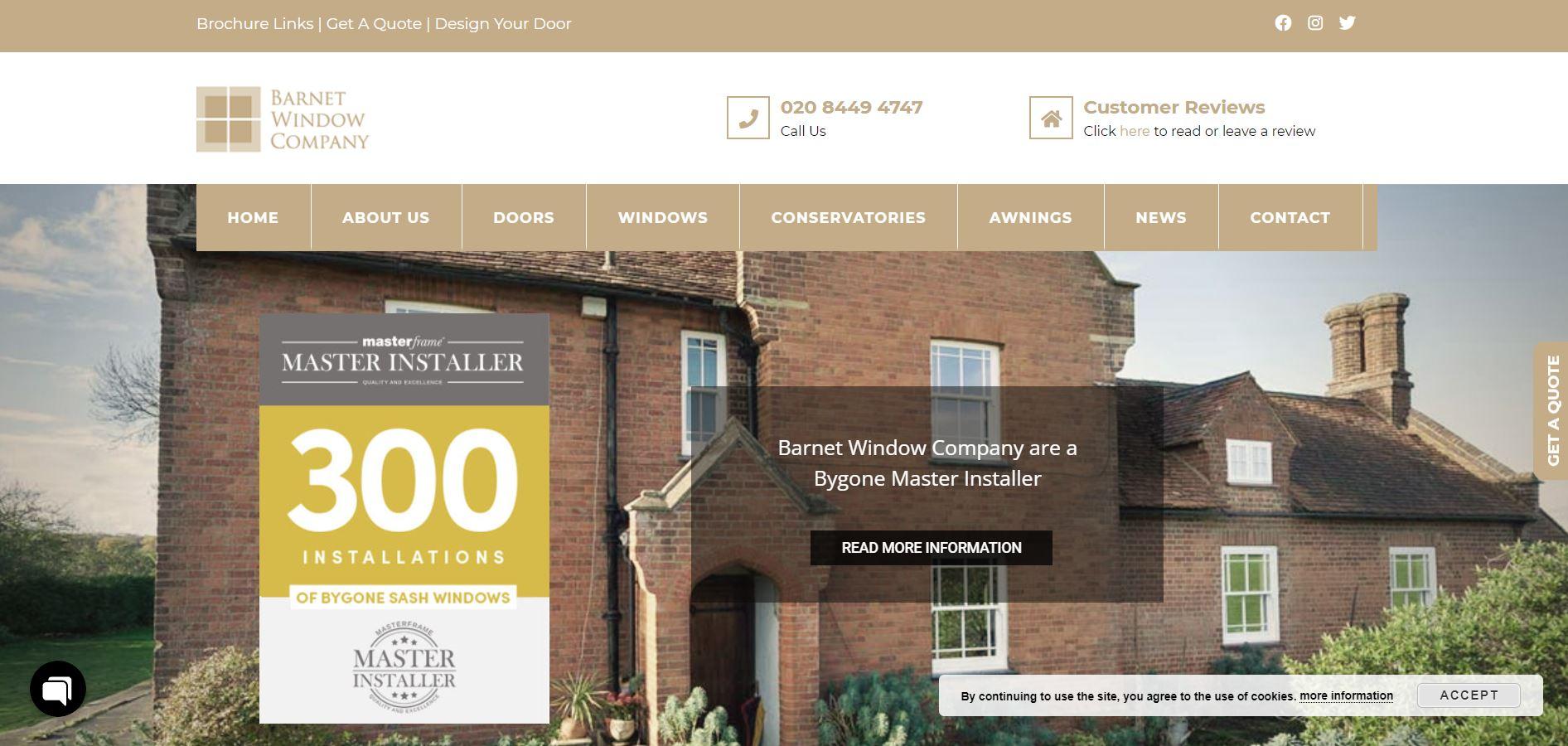 Barnet Window Company