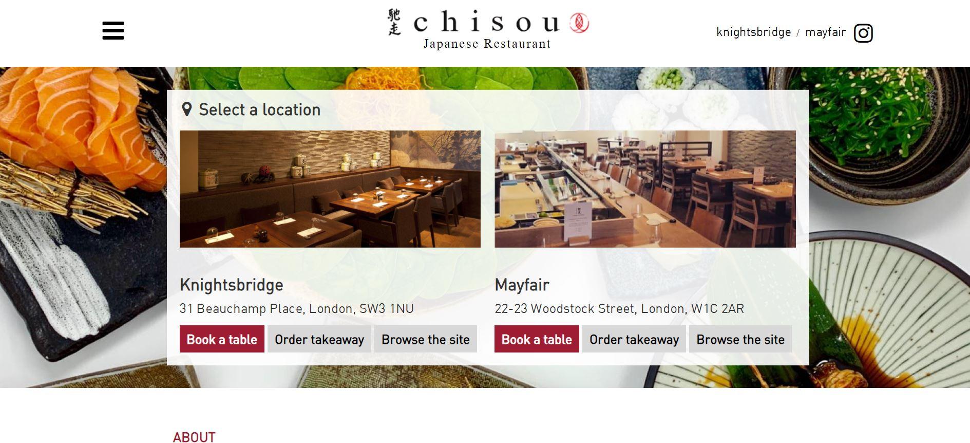 Chisou Restaurant
