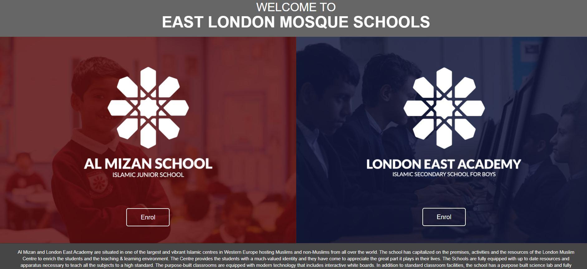 East London Mosque School