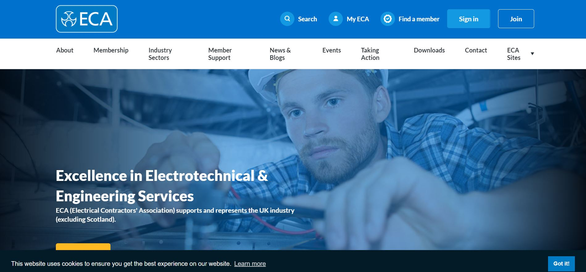 Electrical Contract Association