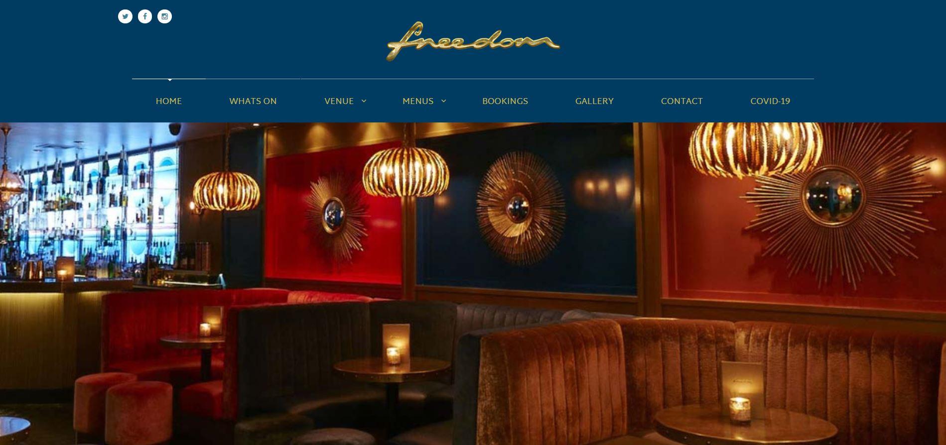 Freedom Bar Soho