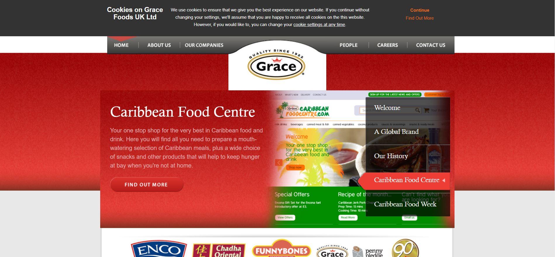 Grace Foods UK