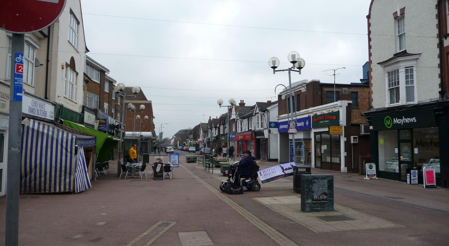 Horley, Surrey