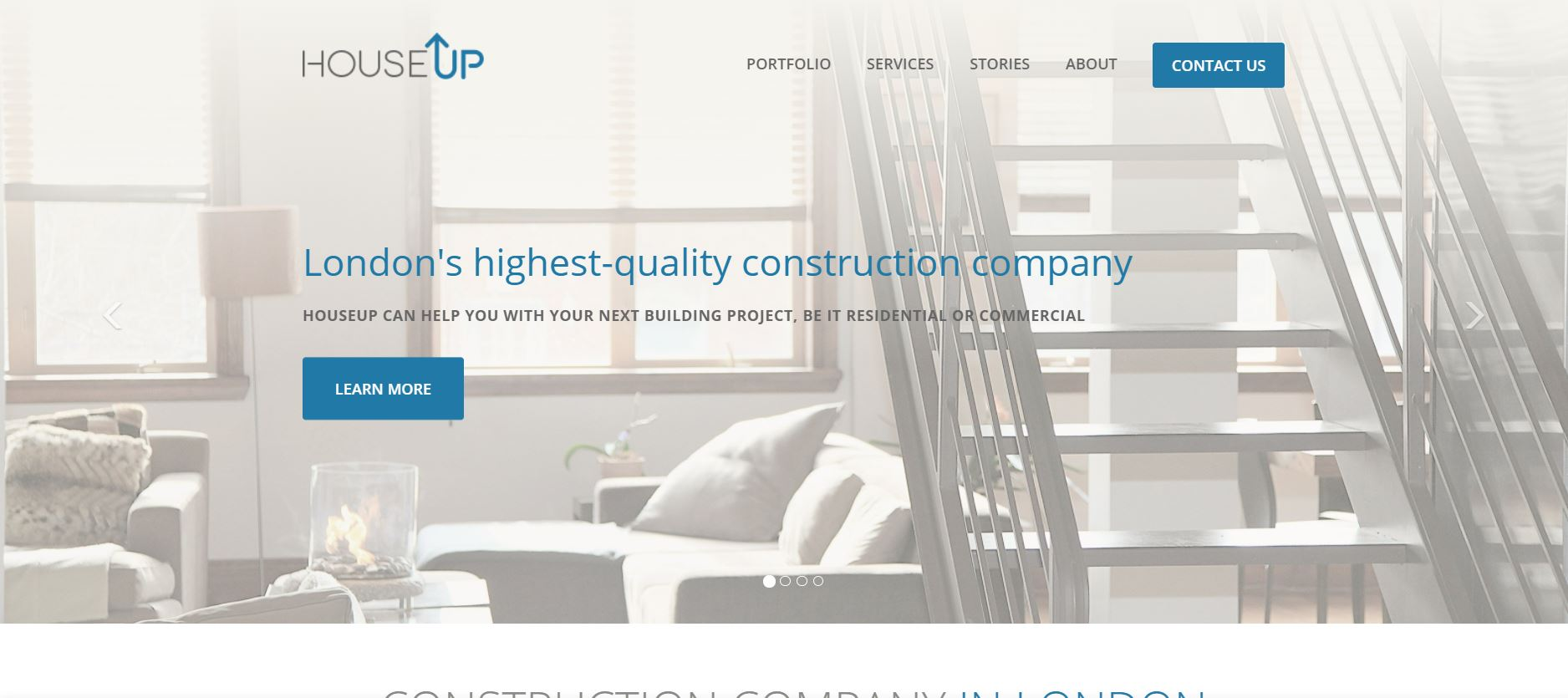 HouseUP Construction