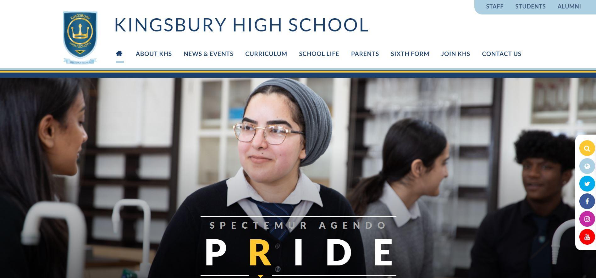 Kingsburry High School