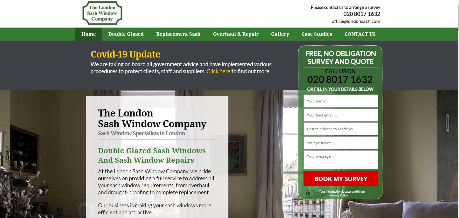 London Sash Window Company