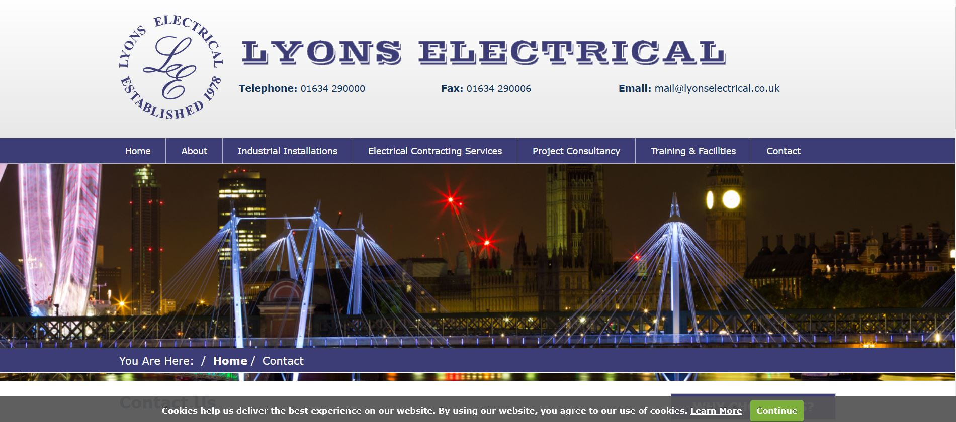 Lyons Electrical
