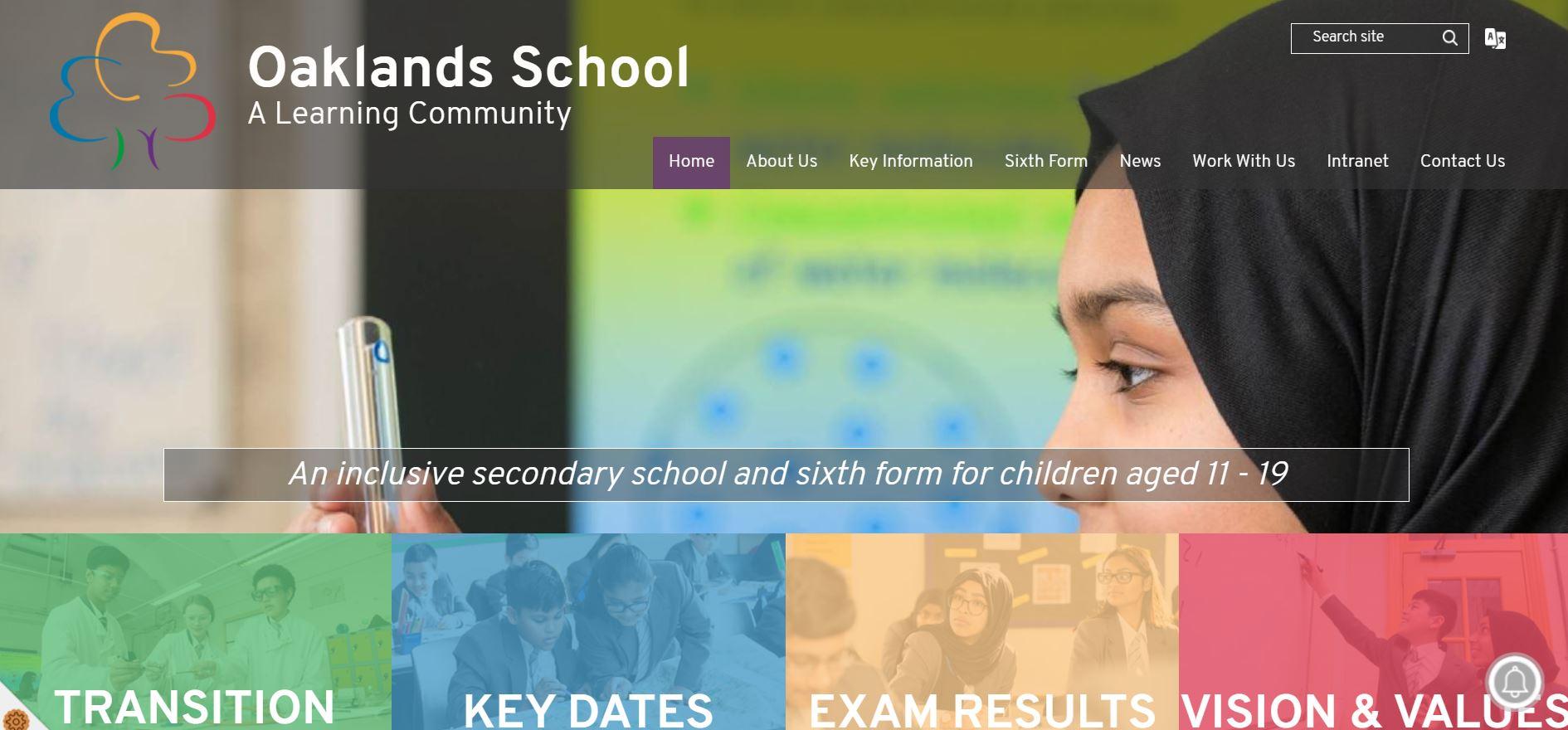 Oaklands School