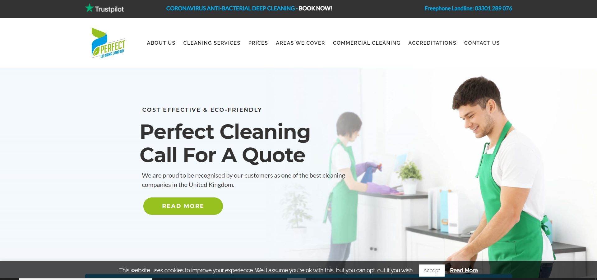 Perfect Cleaning Company
