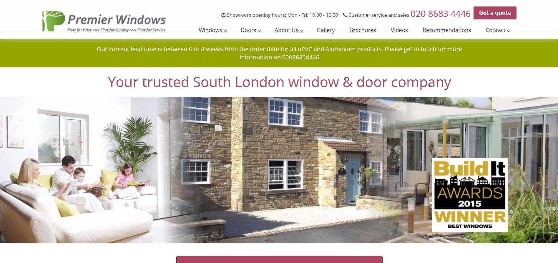 Premier Windows Limited