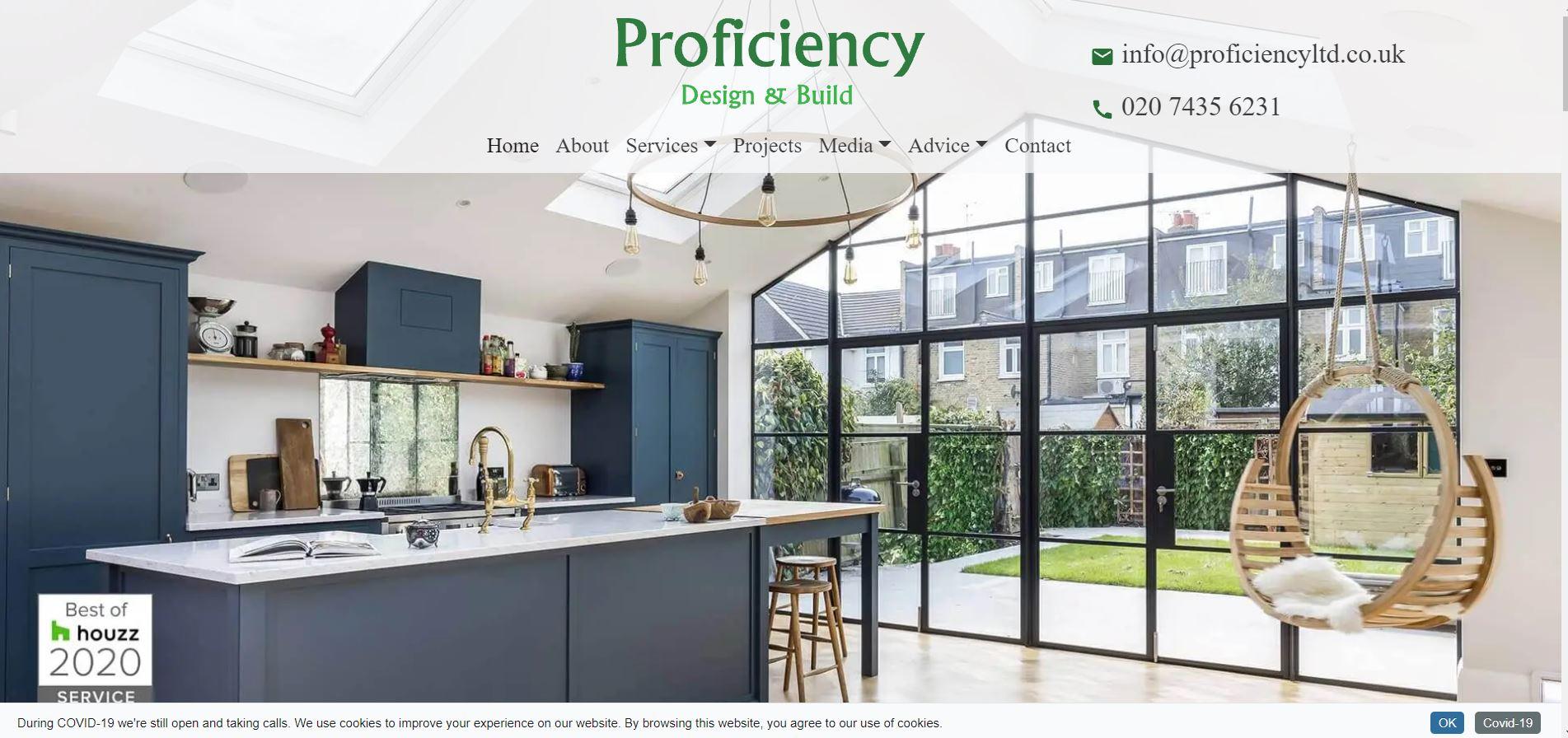 Proficiency Design Build