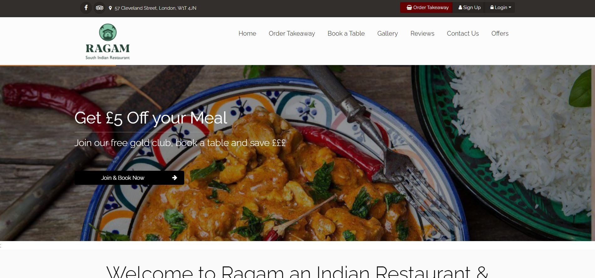 Ragam Indian