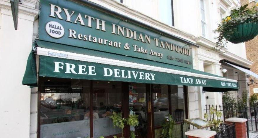 Ryath Indian Tandoori