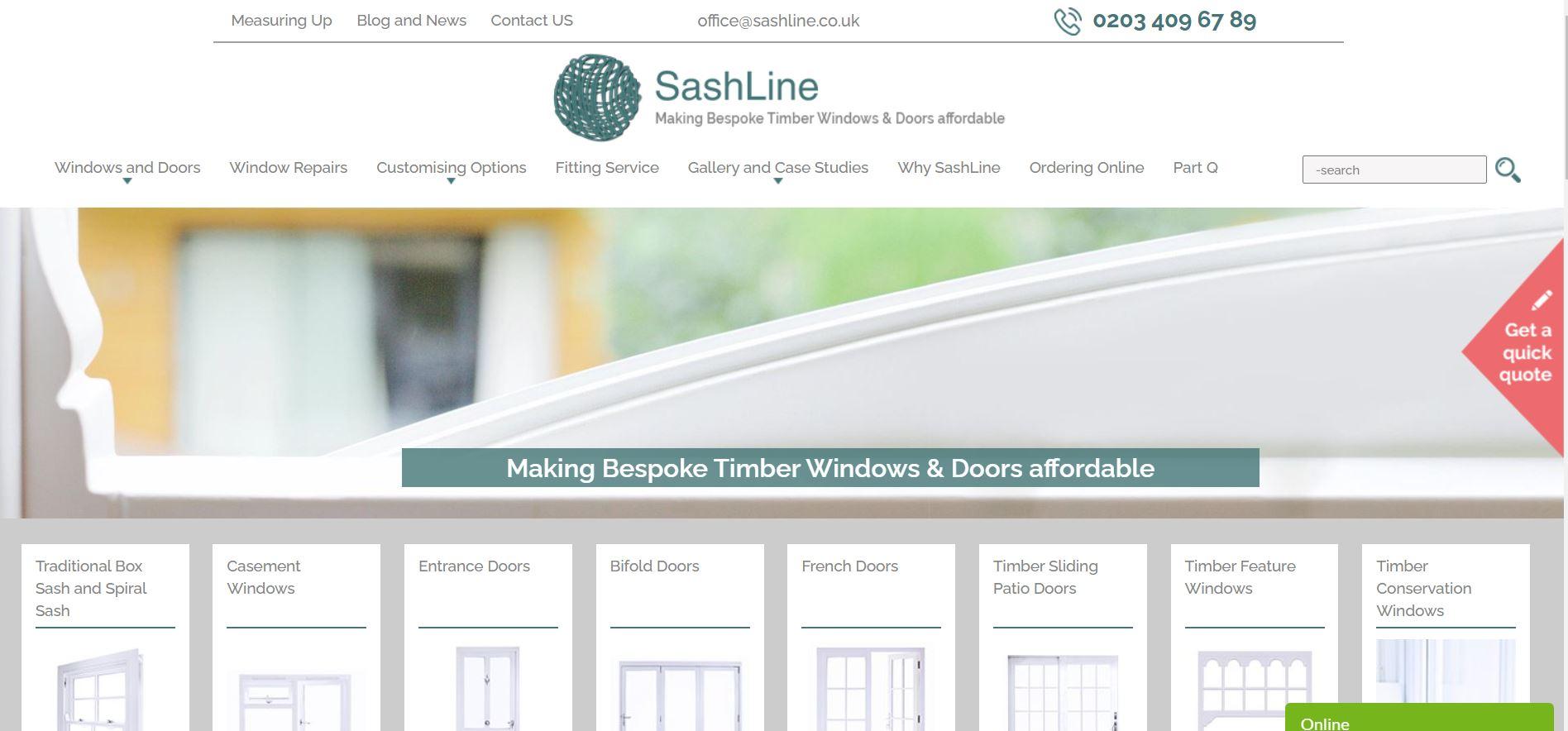Sashline