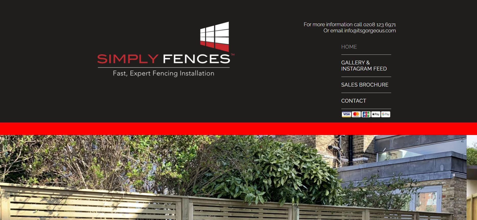 Simply Fences