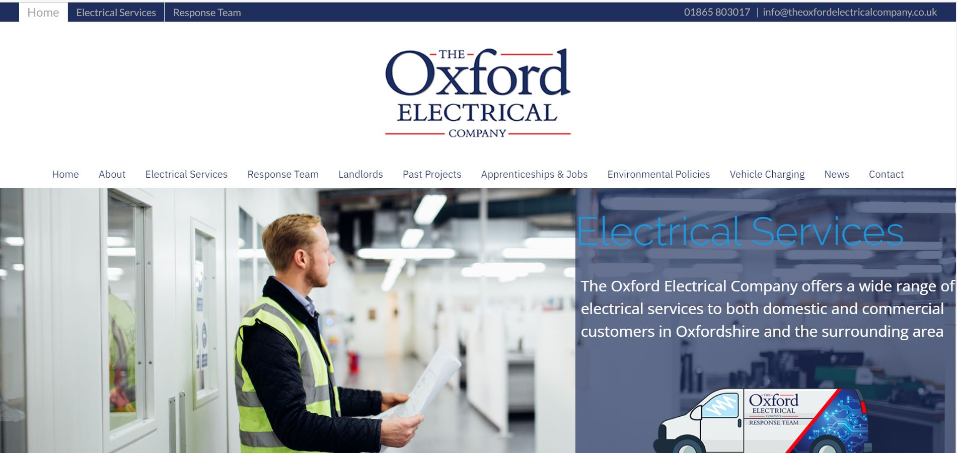 The oxford electrical
