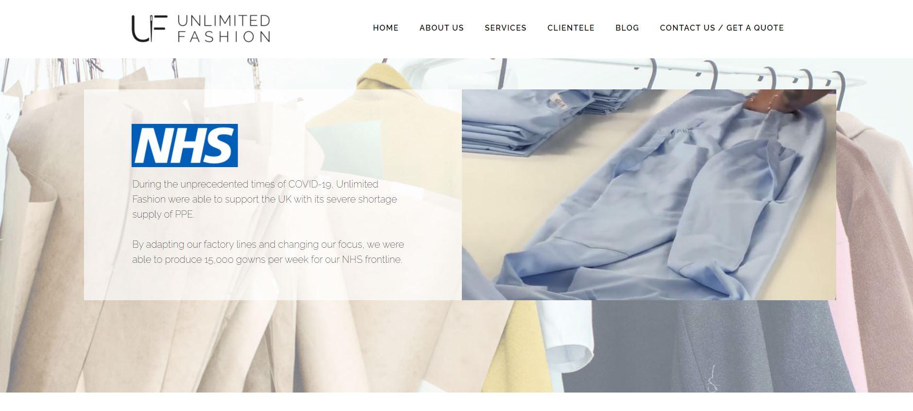 Unlimited Fashion