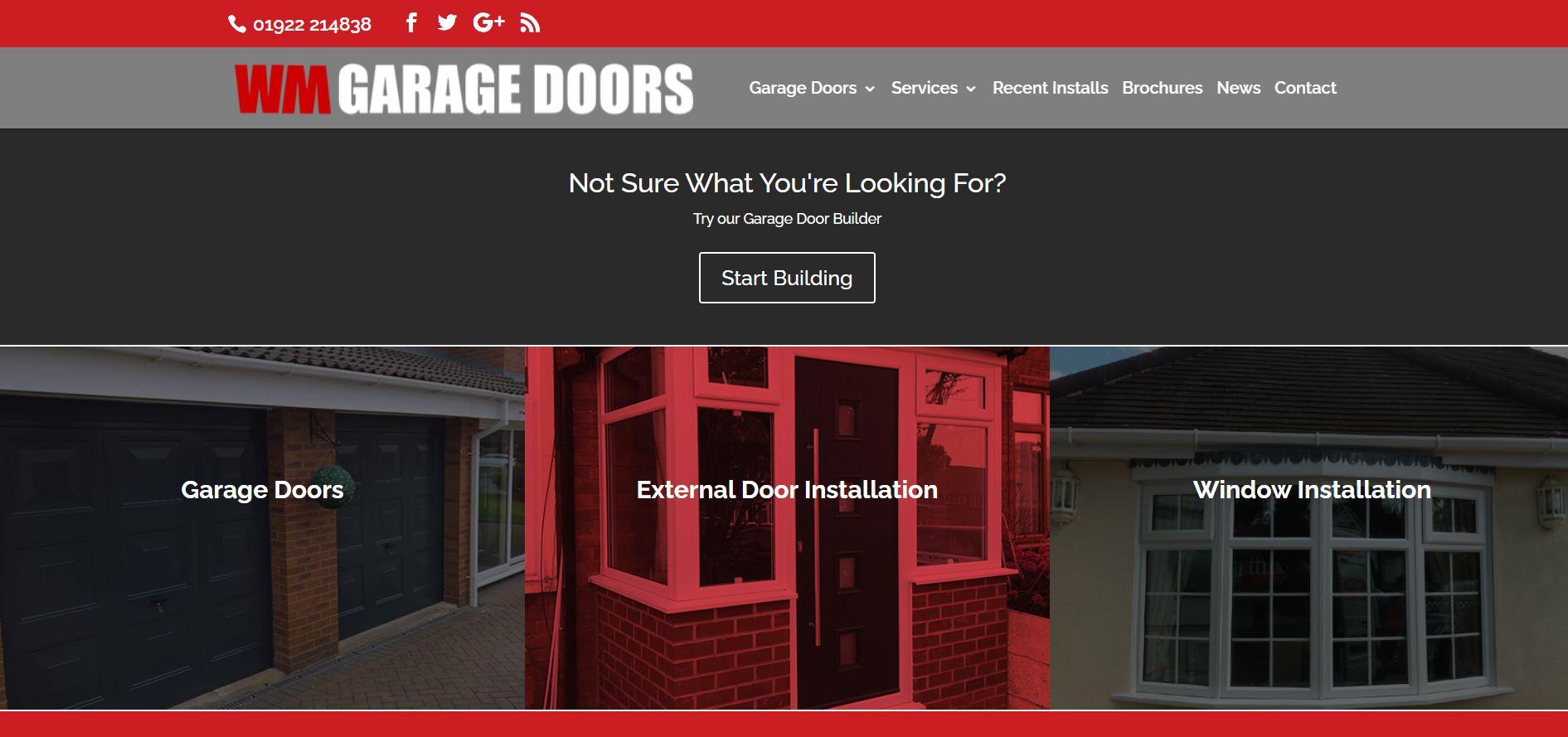 WM Garage Doors